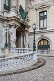 Opera de nacional Paris Opera grande (Opera Garnier), Paris, Fra Foto de Stock