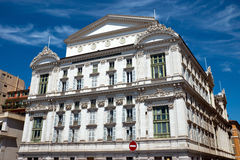 Opera de Nice Images stock