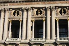 Opera de Parigi Garnier Fotografie Stock Libere da Diritti