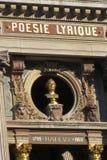 Opera de Paris Garnier Royalty Free Stock Photos