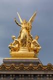 Opera de Paris Garnier Stock Image