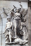 Opera de Paris Garnier Royalty Free Stock Image