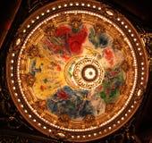 Opera de Paris, Palais Garnier Stock Image