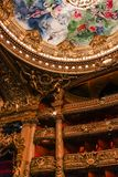 Opera de Paris, Palais Garnier. France Stock Photo