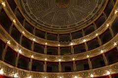 Opera del teatro Fotografia Stock Libera da Diritti