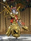 Opera di Pechino Fotografia Stock