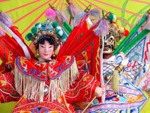 Opera di Pechino Immagini Stock