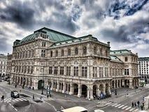 Opera di Vienna immagine stock