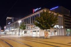 Opera and drama theatres in Frankfurt Main Stock Images