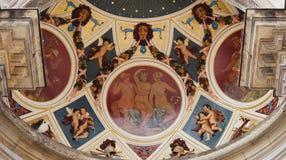 Opera in Dresden Stock Afbeelding