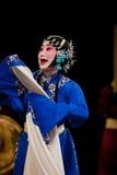 opera för aktrisporslinskrik arkivfoto