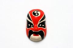 Opera facial masks stock image