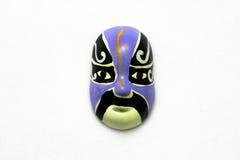 Opera facial masks stock images