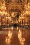 Opera Garnier Stock Photo
