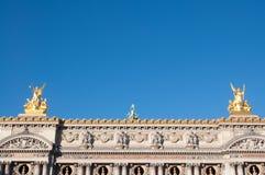 The Opera Garnier Royalty Free Stock Image