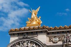 Opera Garnier Royalty Free Stock Photos