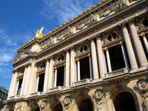 Opera Garnier Stock Photography