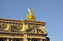 Opera Garnier Royalty Free Stock Images