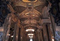 The Opera Garnier Stock Photography