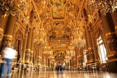 Opera Garnier Stock Images