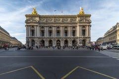 Opera Garnier Royalty Free Stock Photography
