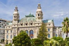 Opera Garnier. Monaco. Royalty Free Stock Photos