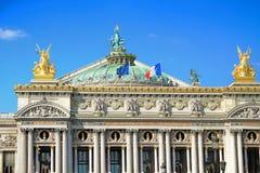 Opera Garnier, Parigi, Francia fotografia stock