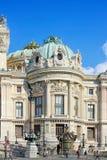 Opera Garnier, Parigi, Francia immagini stock