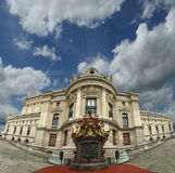 Opera Garnier in Paris Royalty Free Stock Photos