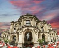 Opera Garnier in Paris (in the daytime) Royalty Free Stock Images