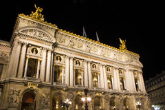 Opera Garnier, Paris, France Royalty Free Stock Photography