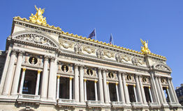 Opera Garnier, Paris, France Stock Photo