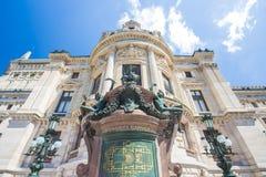 Opera Garnier in Paris, France Royalty Free Stock Image