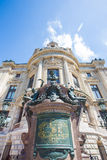 Opera Garnier in Paris, France Stock Images