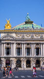 Opera Garnier, Paris, France. Stock Photo