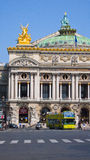 Opera Garnier, Paris, France. Stock Photos