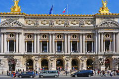 Opera Garnier in Paris, France Stock Photography