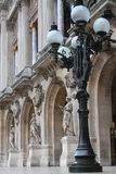 Opera Garnier in Paris Stock Photo