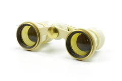 Opera glasses Royalty Free Stock Photos