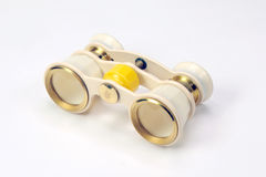 Opera glasses Stock Images
