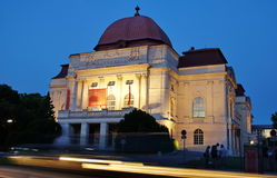 Opera-Graz Royalty Free Stock Photos