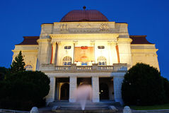 Opera-Graz Stock Photo