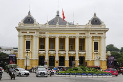 Opera in Hanoi Stock Photography