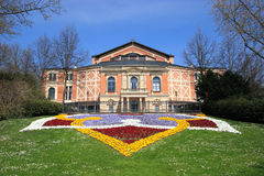 Opera house. In Bayreuth Germany - Bavaria royalty free stock photos