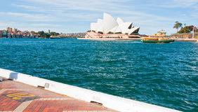 Opera house Royalty Free Stock Images