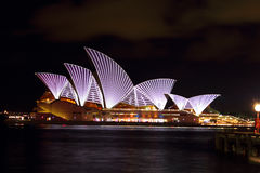 Opera House Royalty Free Stock Photography