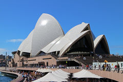 Opera house. Sydney Opera House, Sydney Harbour, New South Wales, Australia Royalty Free Stock Photography