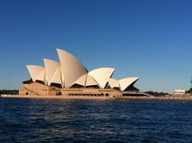 Opera House Fotografie Stock