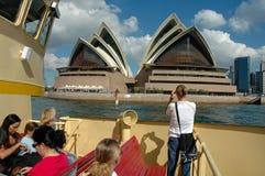 Opera house Stock Photography