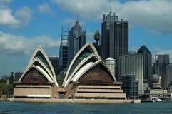 Opera house royalty free stock photos